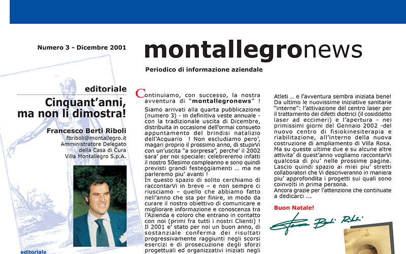 Montallegronews n.2-2000