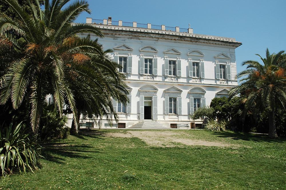 Una nuova vita per il Museo di Villa Croce