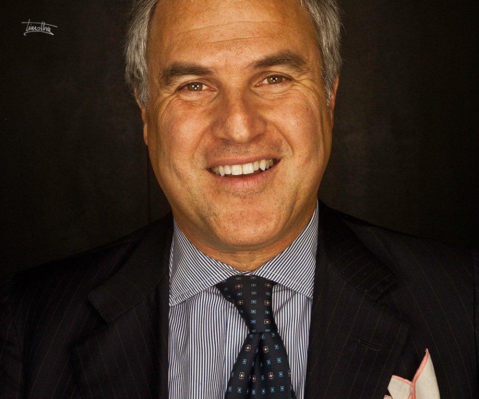 Francesco Berti Riboli presidente della sezione Sanità di Confindustria Genova